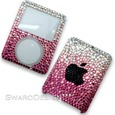 ピンクオーロラグラデーション&アップル iPod nano 第3世代